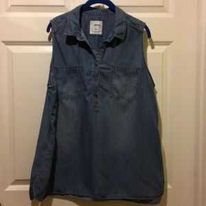 EUC Sonoma jean button down shirt XL